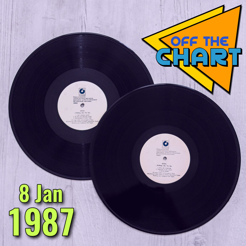 Off The Chart: 8 January 1987