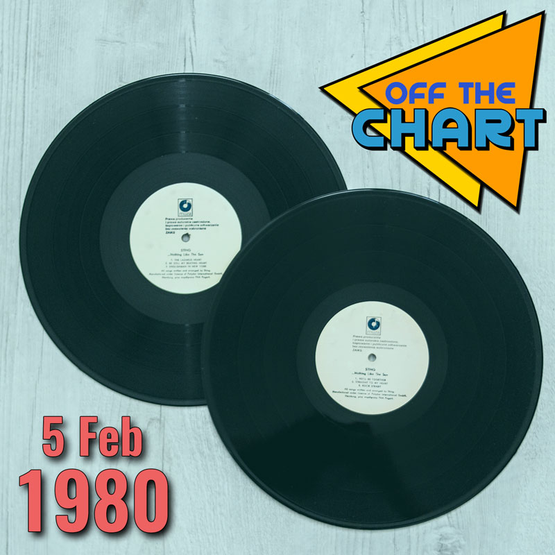 Off The Chart: 5 February 1980