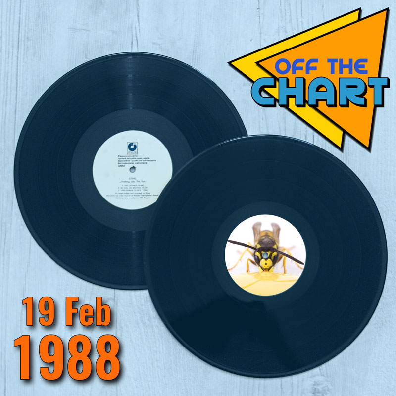 Off The Chart: 19 February 1988