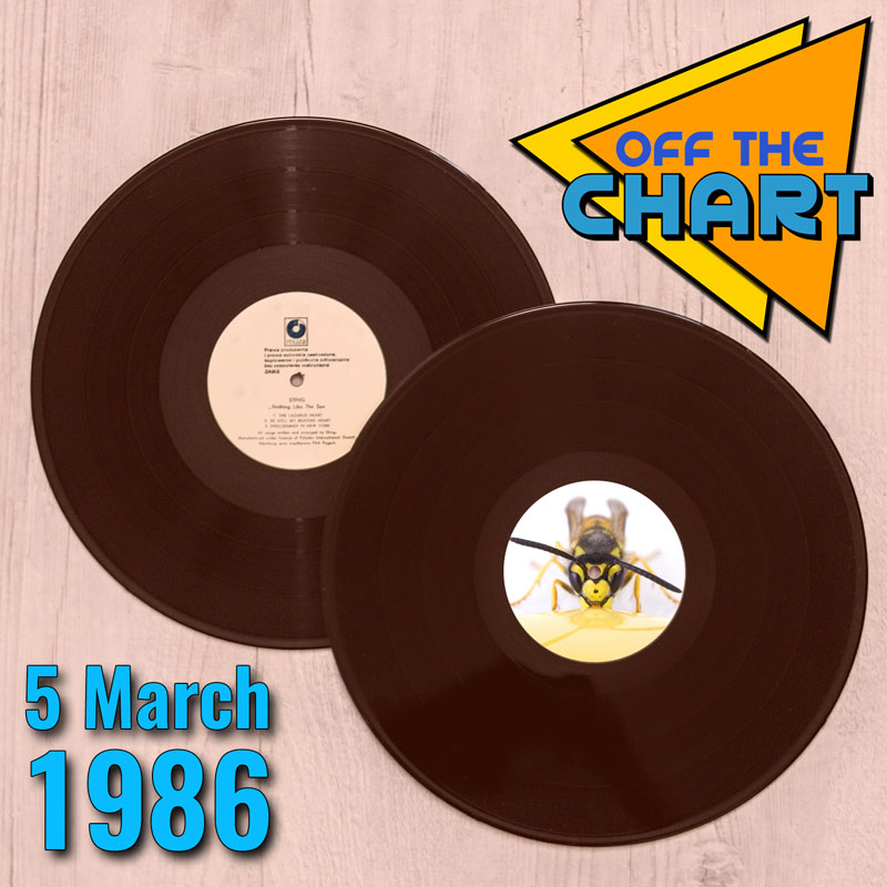 Off The Chart: 5 March 1986