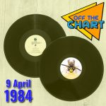 Off The Chart: 9 April 1984
