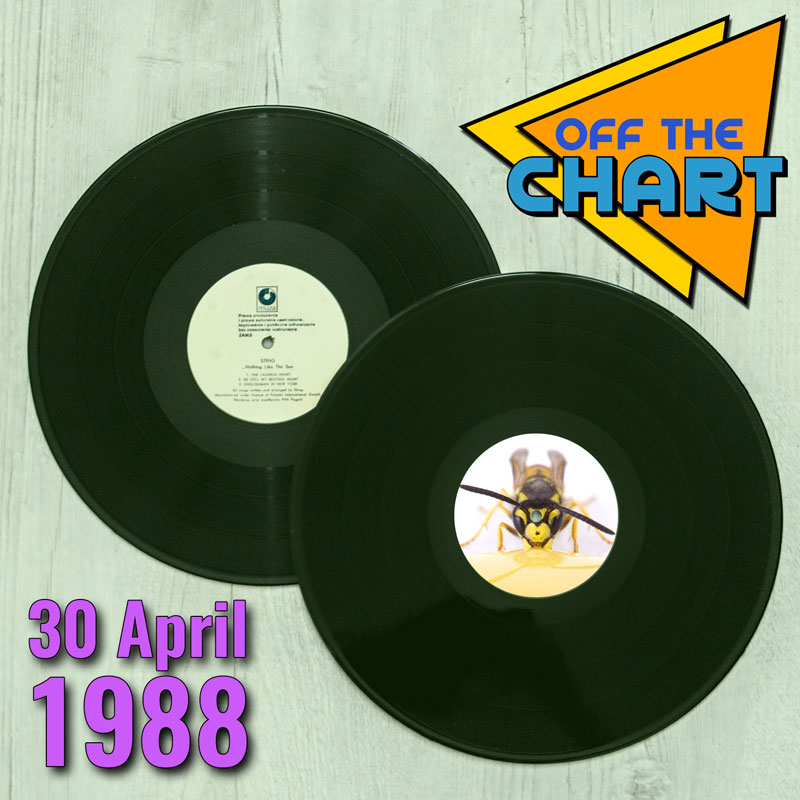 Off The Chart: 30 April 1988