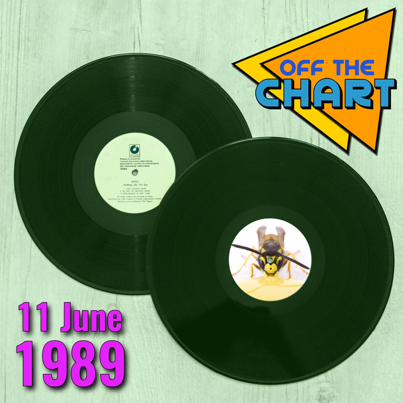 Off The Chart: 11 June 1989