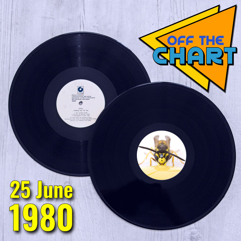 Off The Chart: 25 June 1980