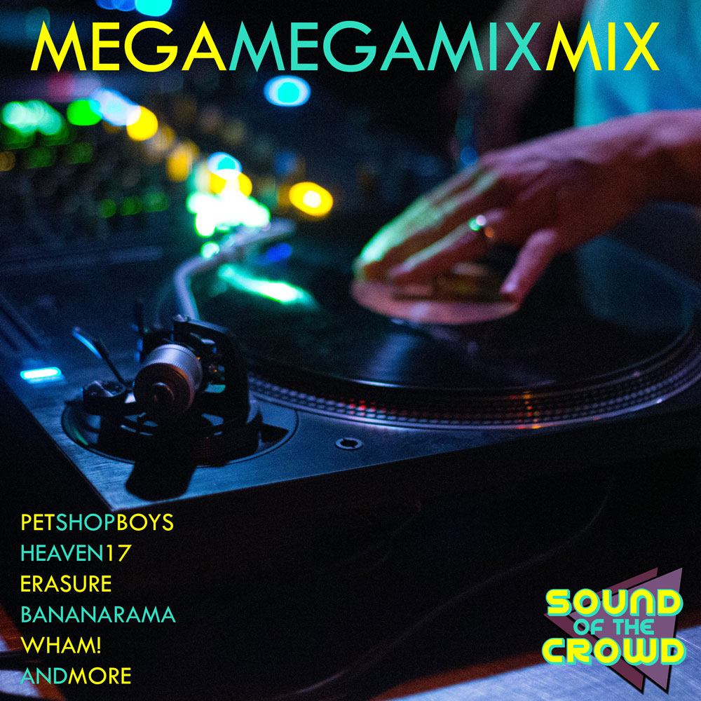 MegaMegamixMix artwork