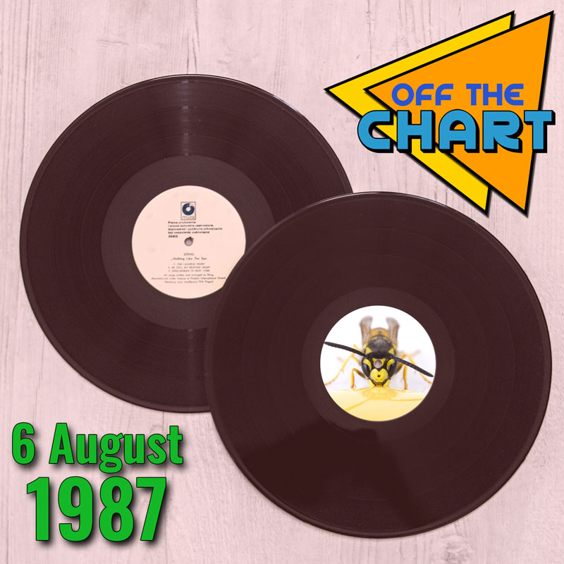 Off The Chart: 6 August 1987