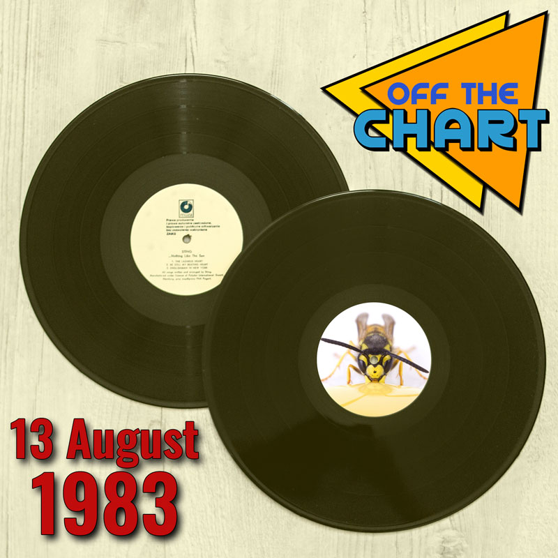 Off The Chart: 13 August 1983