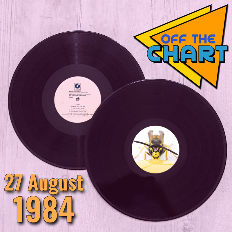 Off The Chart: 27 August 1984
