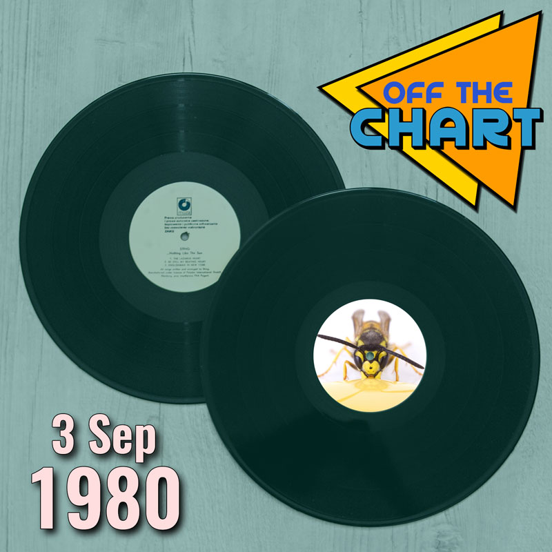 Off The Chart: 3 September 1980