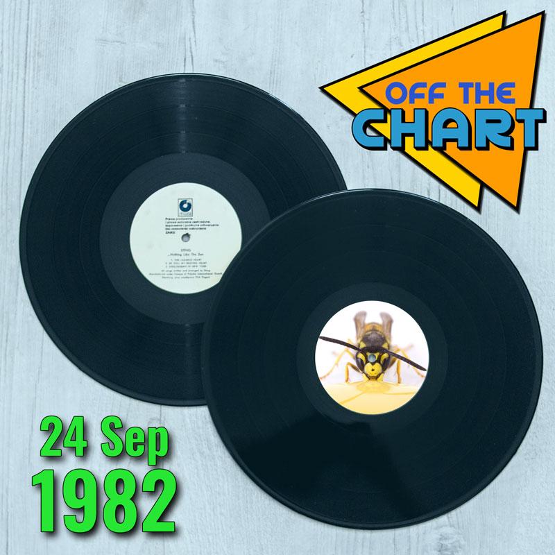 Off The Chart: 24 September 1982
