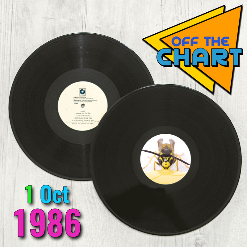 Off The Chart: 1 October 1986