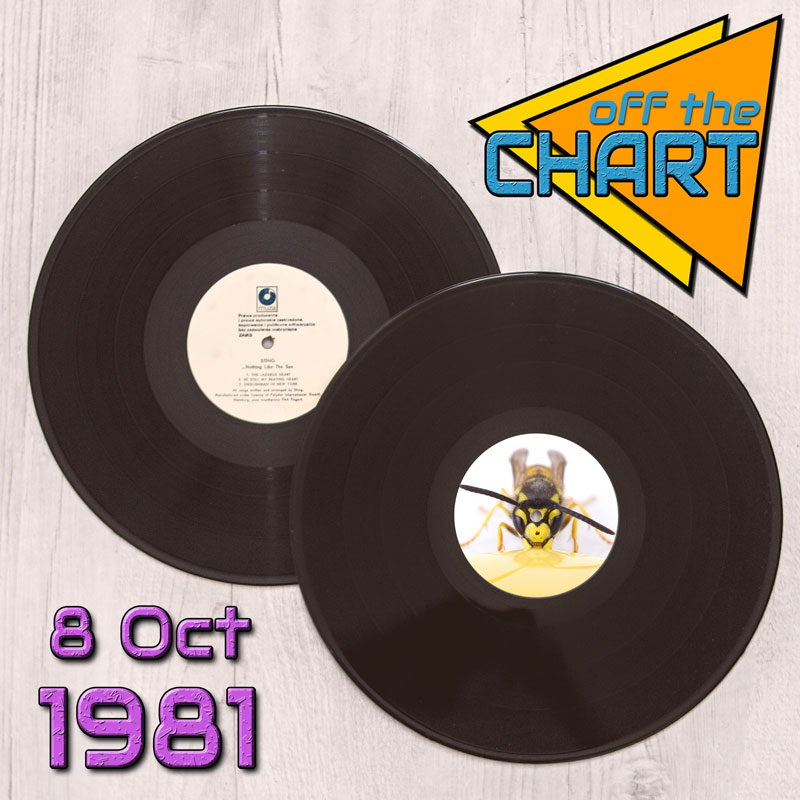 Off The Chart: 8 October 1981