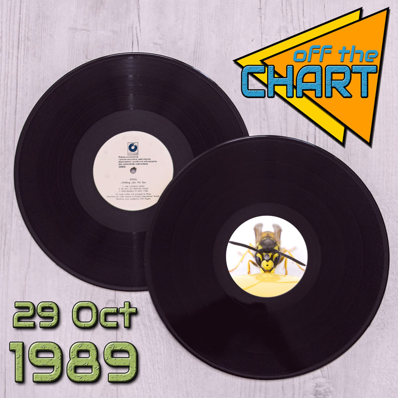 Off The Chart: 29 October 1989