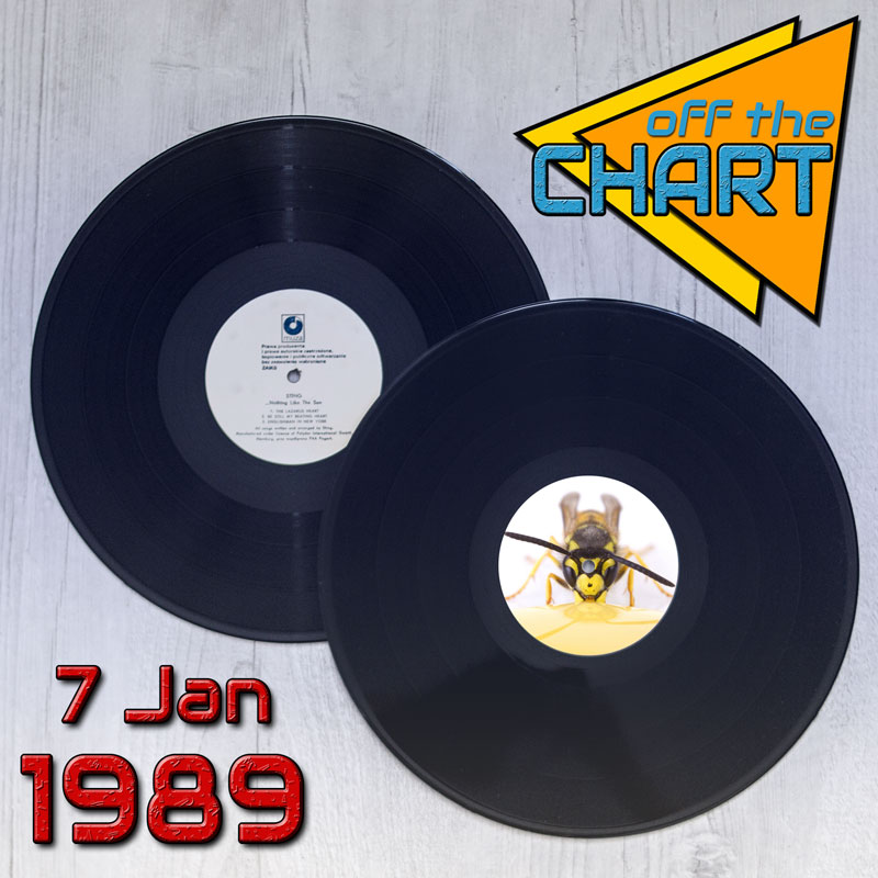 Off The Chart: 7 January 1989