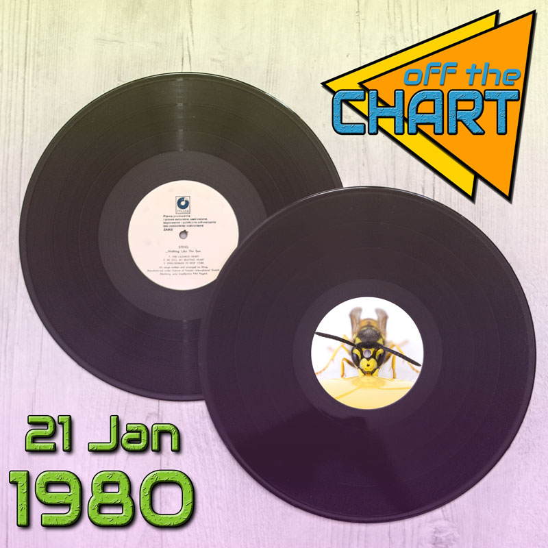 Off The Chart: 21 January 1980