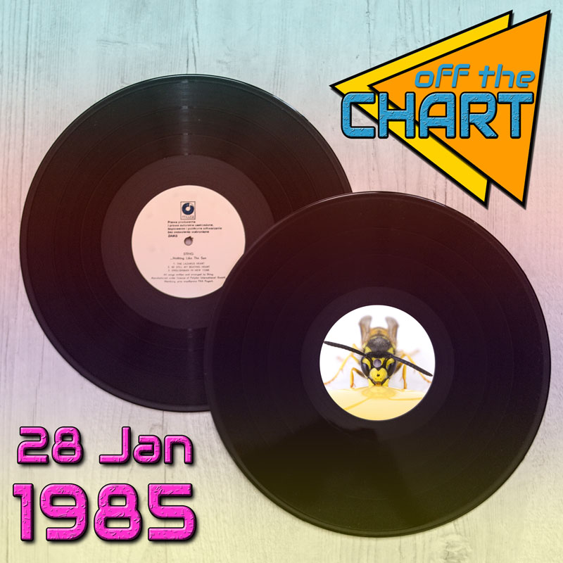 Off The Chart: 28 January 1985