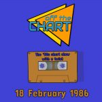 Off The Chart: 18 February 1986