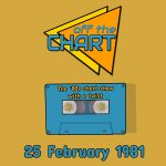 Off The Chart: 25 February 1981